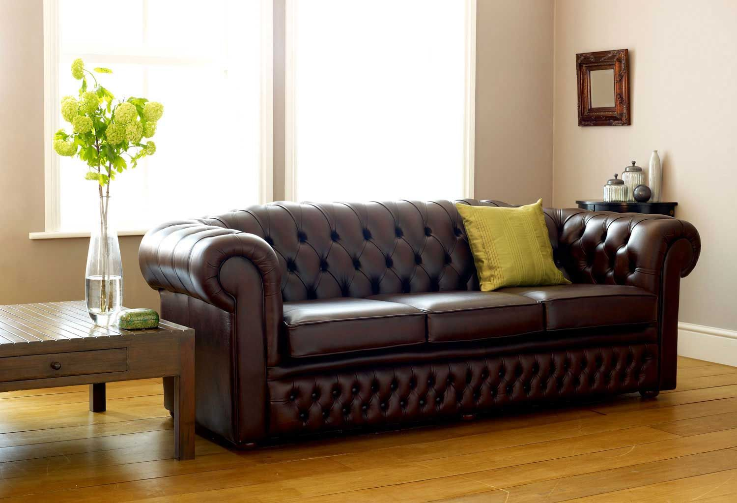 Chesterfield Sofa Camden Chesterfield Sofas Von Wilmowsky