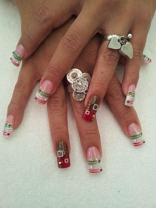 Resultado de imagen para uñas decoradas viva mexico   Arte de uñas ...