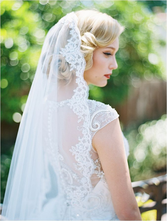 Elegant And Classic Bridal Hairstyles Victorian Wedding