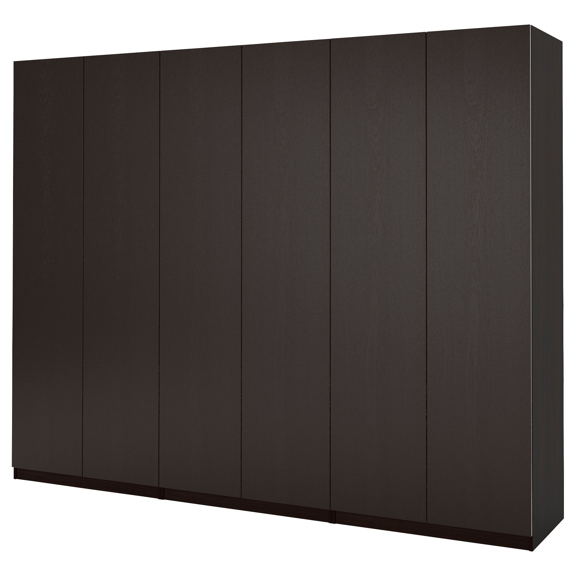 IKEA   PAX Wardrobe Black Brown, Nexus Black Brown