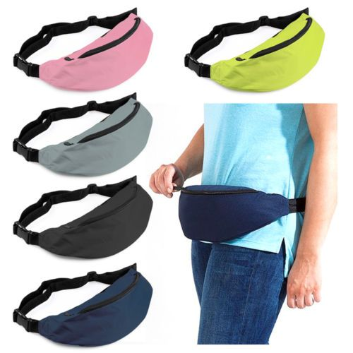 Travel belt bum #pouch #waist money wallet bag hip fanny pack #sports ,  View more on the LINK: 	http://www.zeppy.io/product/gb/2/261562072919/