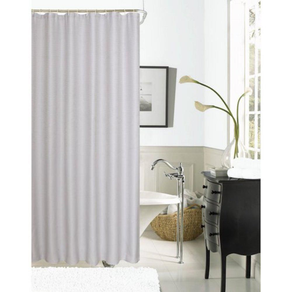 Dainty Home Exclusive Spa 251 Hotel Collection 72 In Alloy Grey