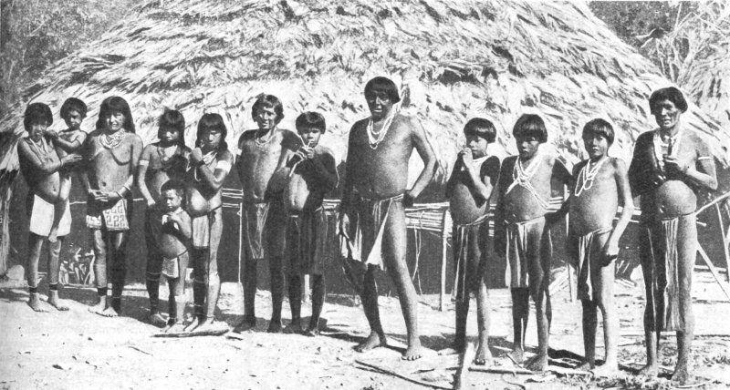 Arawak Indians British Guiana C1935 Indian PeopleWest