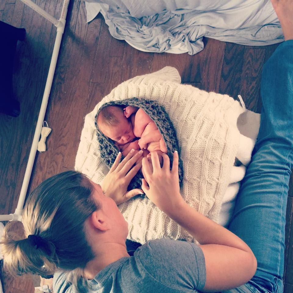 memphis newborn photographer