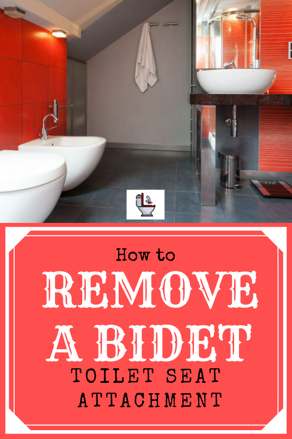 How To Remove A Bidet Toilet Seat Attachment Bidet Toilet Seat