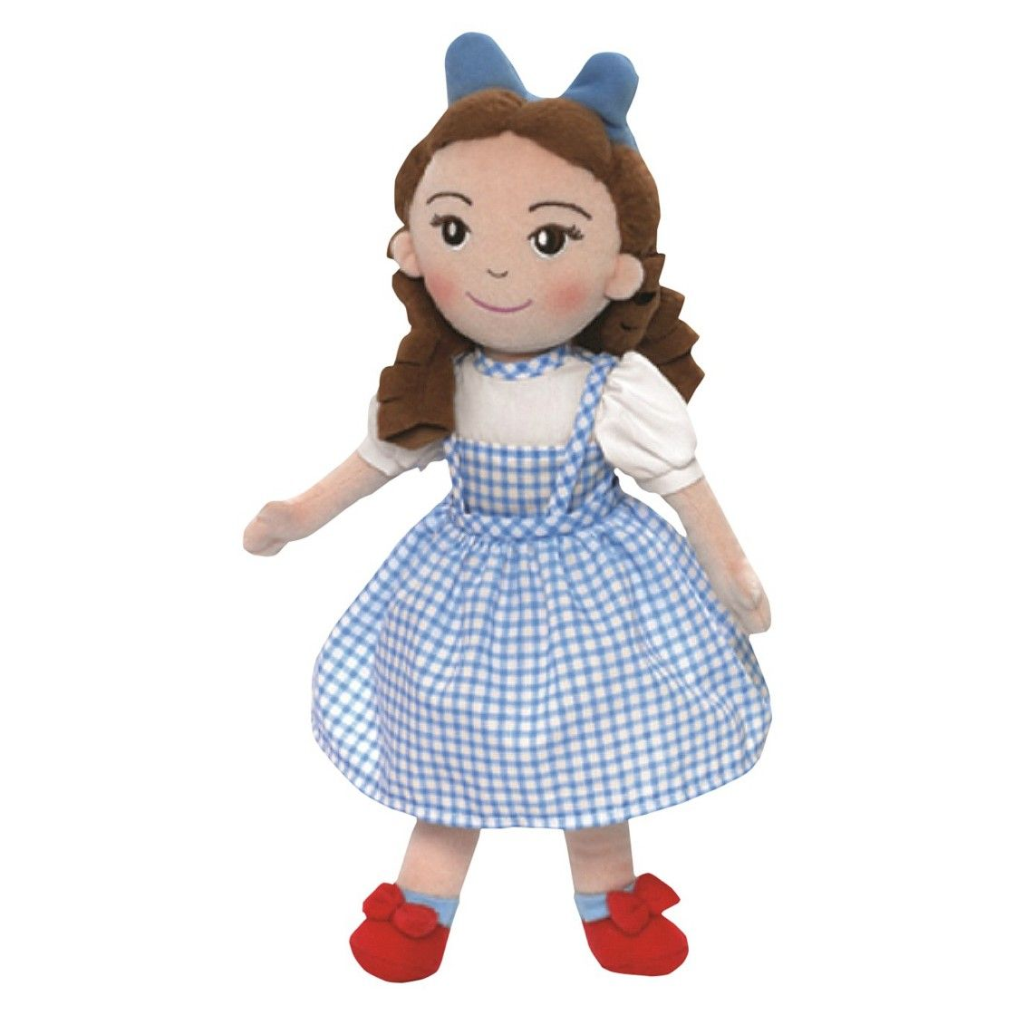 """Madame Alexander Wizard of Oz Collection Dorothy 12""""Cloth Doll"""