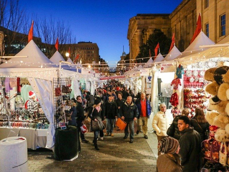 Christmas Markets Us 2020 12 Best Christmas Markets in the U.S. in 2020 | Holiday market