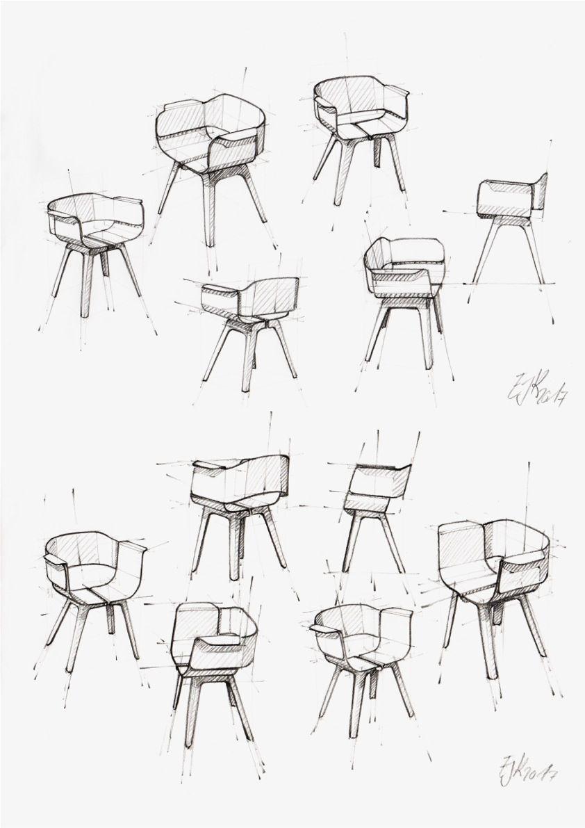 Din A Chair By Elias Julian Kopp Produktdesign Und Design