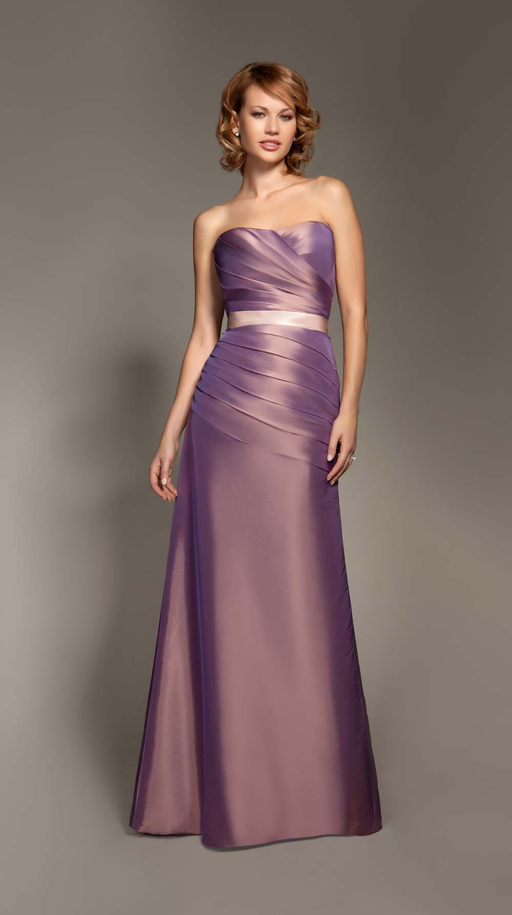 Perfectly purple bridesmaid dresses fabulous styles wedding