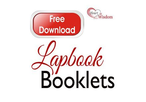 A lapbook is made up of minit books, small booklets that contain the
