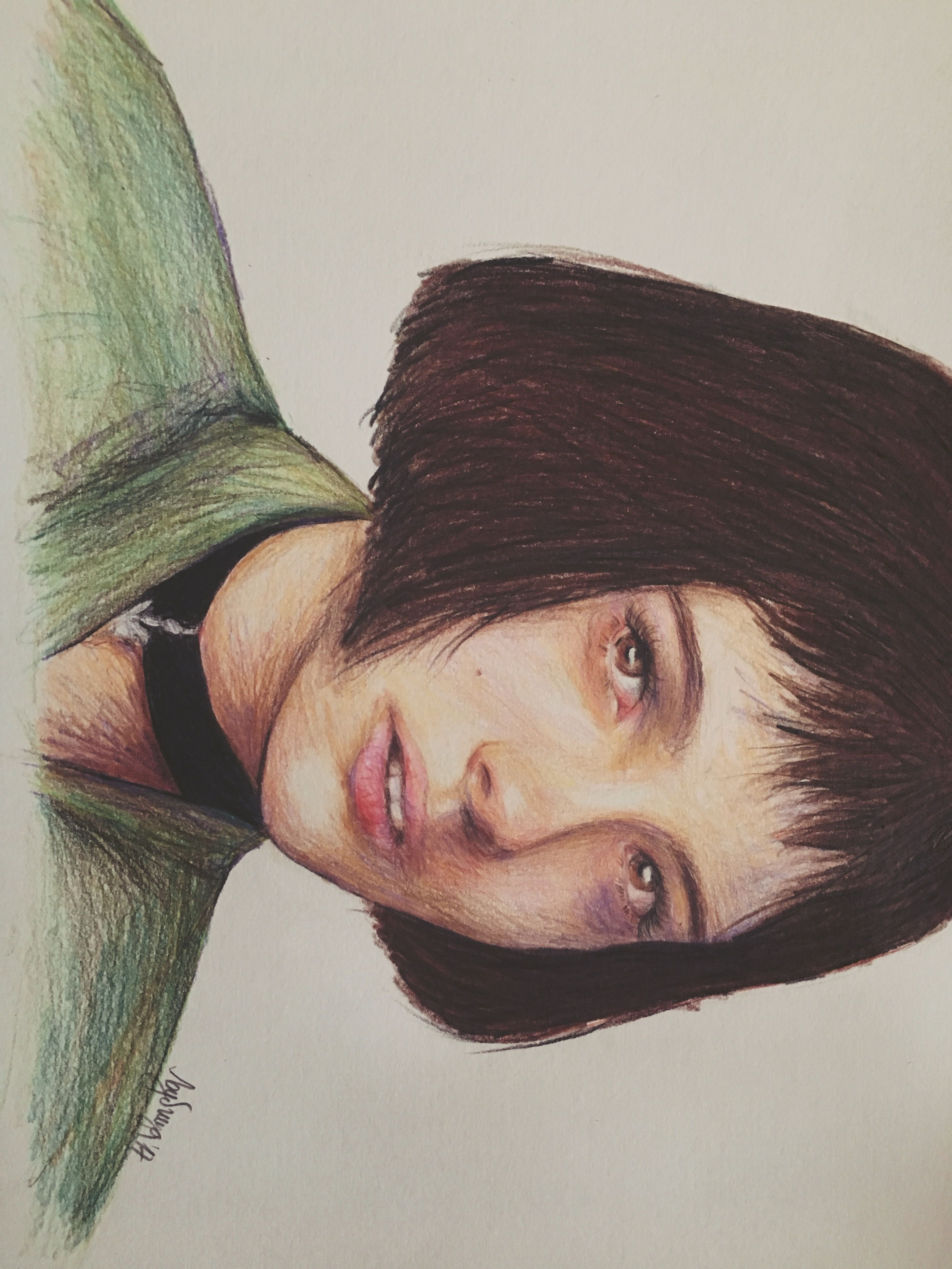 Pin lovi poe for tattoo pictures to pin on pinterest on pinterest - Mathilda Drawing Leon The Professional Movie Drawing Girl Crying Sad