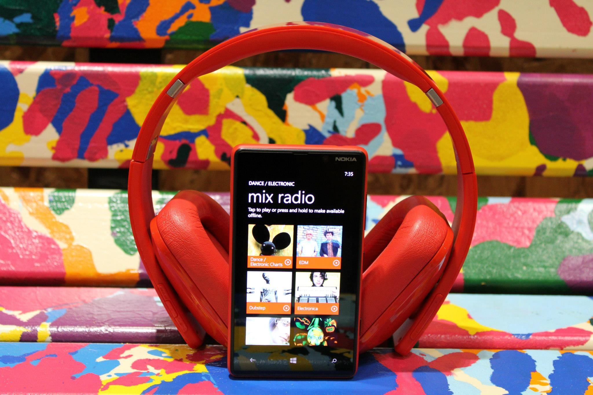 #Nokia #Lumia #820 #red #mix #radio