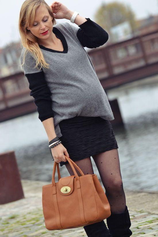 look mode hiver mode 39 n marie belle enceinte tenues de. Black Bedroom Furniture Sets. Home Design Ideas