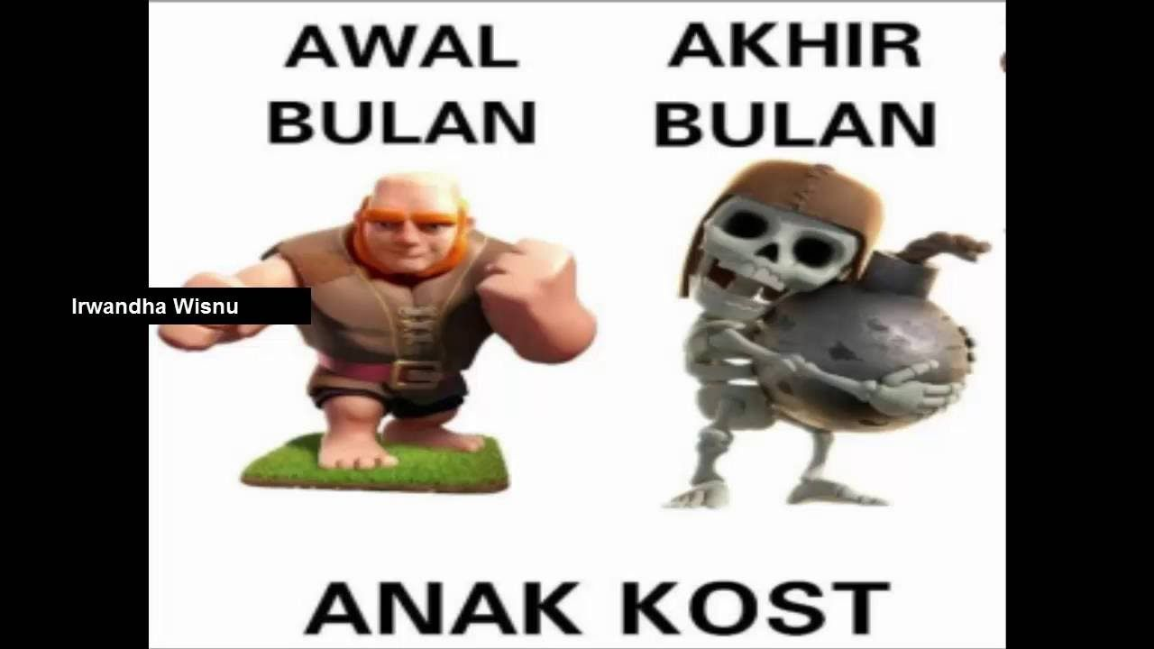 Kocak Ban Kumpulan Meme Komik Clash Of Clans Lucu Gokil