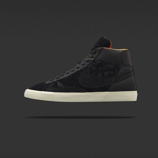 separation shoes eb536 95e81 Nike Blazer x MoWax Pack x Futura Release Date Nike Blazer Nike sneaker  news release dates