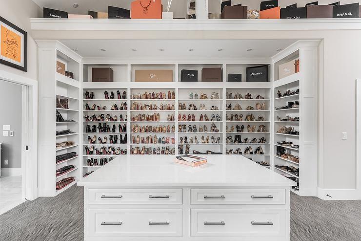 Luxurious Custom Closet