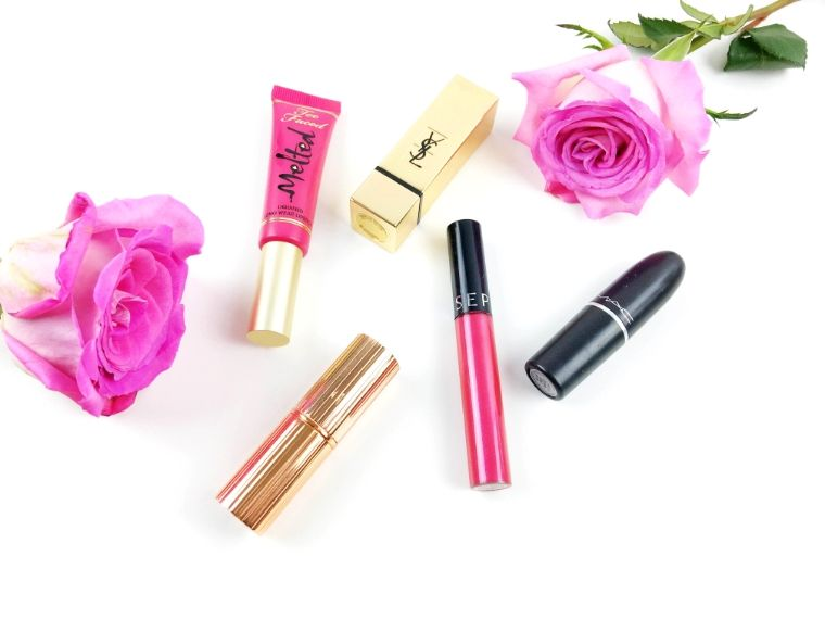 5 Lipsticks for Valentine's Day Ft. Southern Elle Style