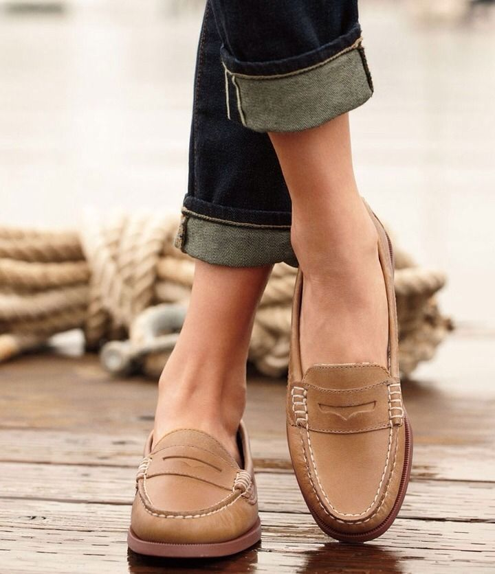 Women's Sperry Top-Sider Loafer Slip On