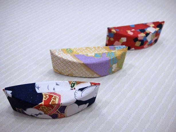 ハート 折り紙 折り紙箸置き作り方簡単 : jp.pinterest.com