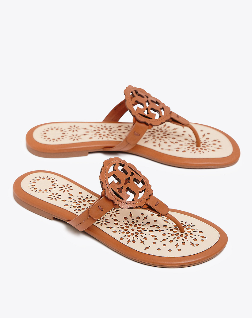 7c83d83bc4cb Tory Burch Miller Scallop Sandals