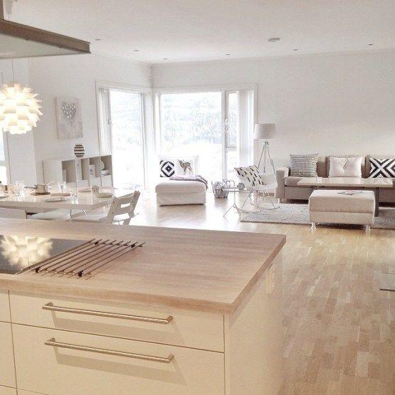 Preciosa casa de estilo n rdico en noruega whole - Casas estilo nordico ...