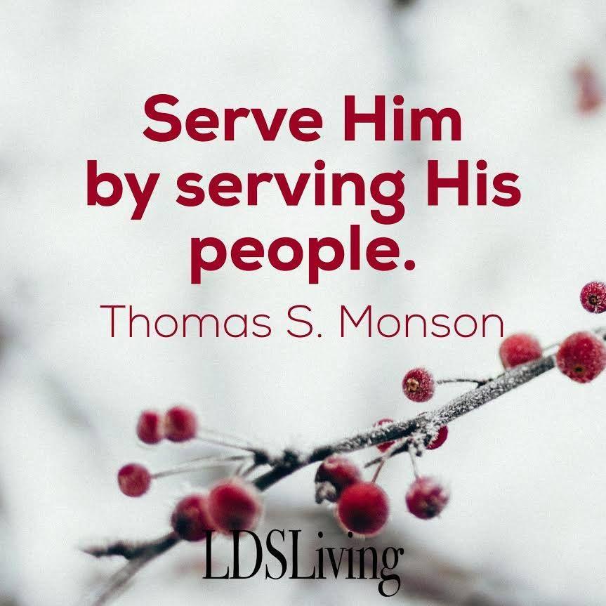 Thomas S. Monson | LDSLiving.