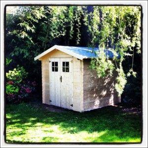 Construire une cabane de jardin travaux d 39 ext rieur - Construire une cabane de jardin ...