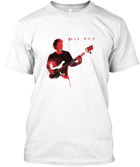 BASS GUY Limited Edition Tee