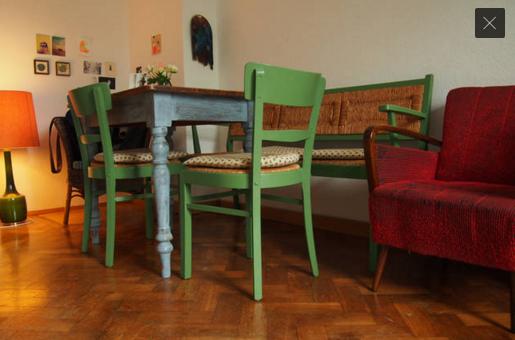 Gemütliche Altbau-Wohnung nahe der Isar - Wohnung in München-Untergiesing-Harlaching