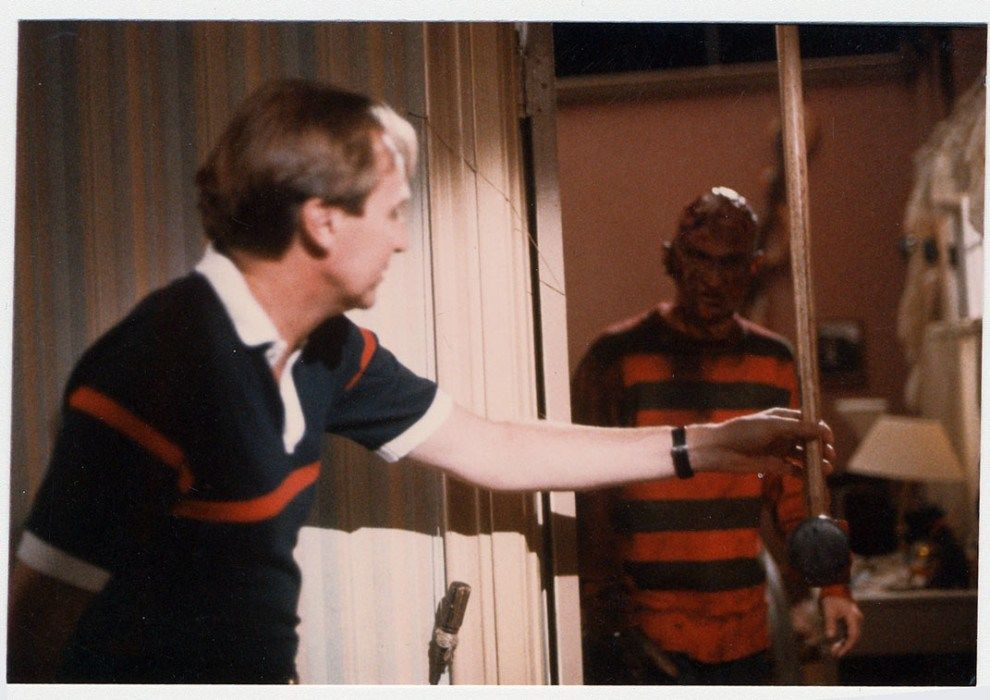 Behind The Scenes The Films Of Wes Craven A Nightmare On Elm