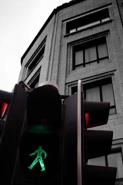 LangeLander | verkeerslicht