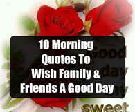 10 Animated Good Morning Images With Quotes