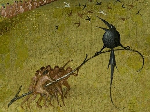 Image result for hieronymus bosch garden of earthly delights Pinterest