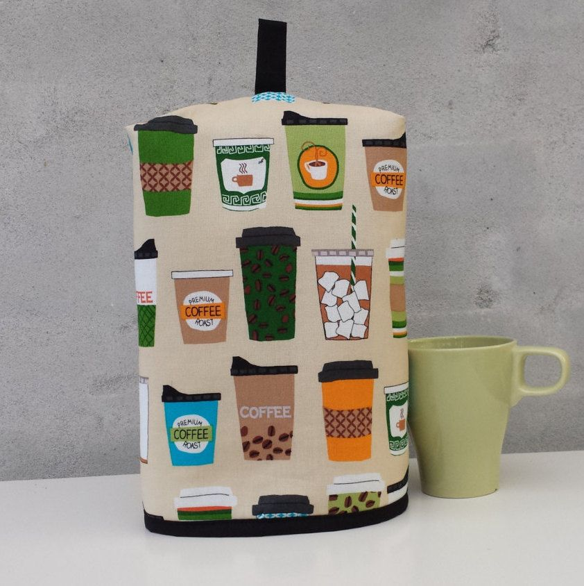 French press cosy by LoneHDesign on LoneH.dk