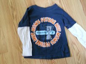 Old Navy 2T shirt  Price: $2.00
