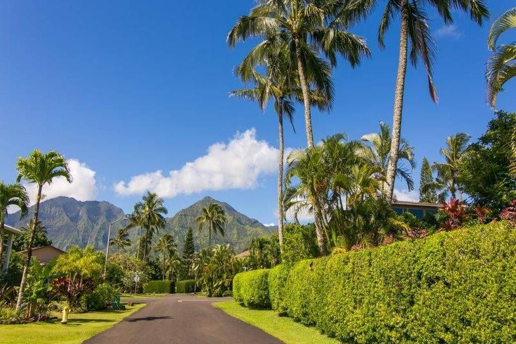 Check out this awesome listing on Airbnb: The Cottage at Hanalei Bay TVNC1027 in Hanalei