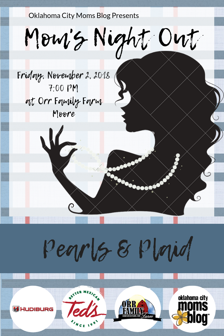 Wedding decorations with mums november 2018 Pearls u Plaid A Momus Night Out Event  Around the OKC Metro