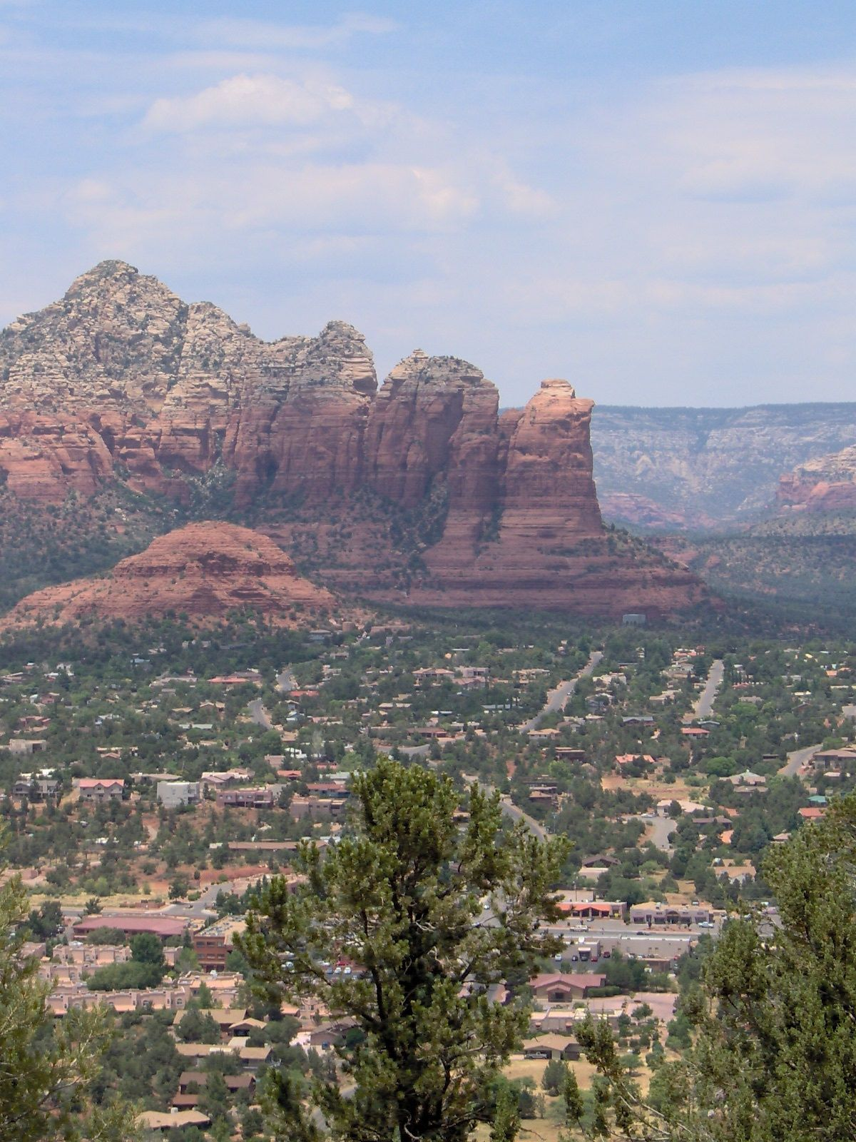 Sedona's Coffee Pot Rock Natural landmarks, Favorite