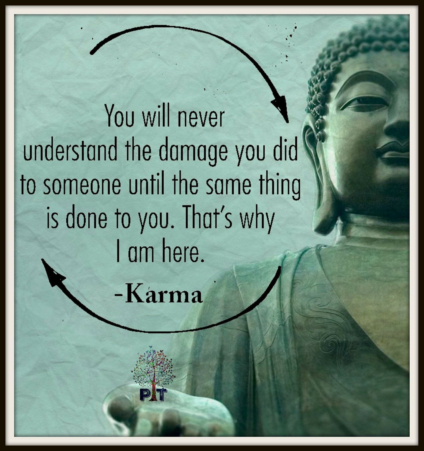 Pin By Susie Jones On Sayings Thinking Karma Quotes
