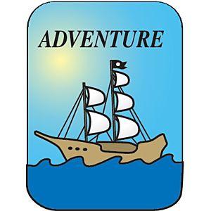 Demco.com - Demco® Genre Subject Classification Labels - Adventure ...