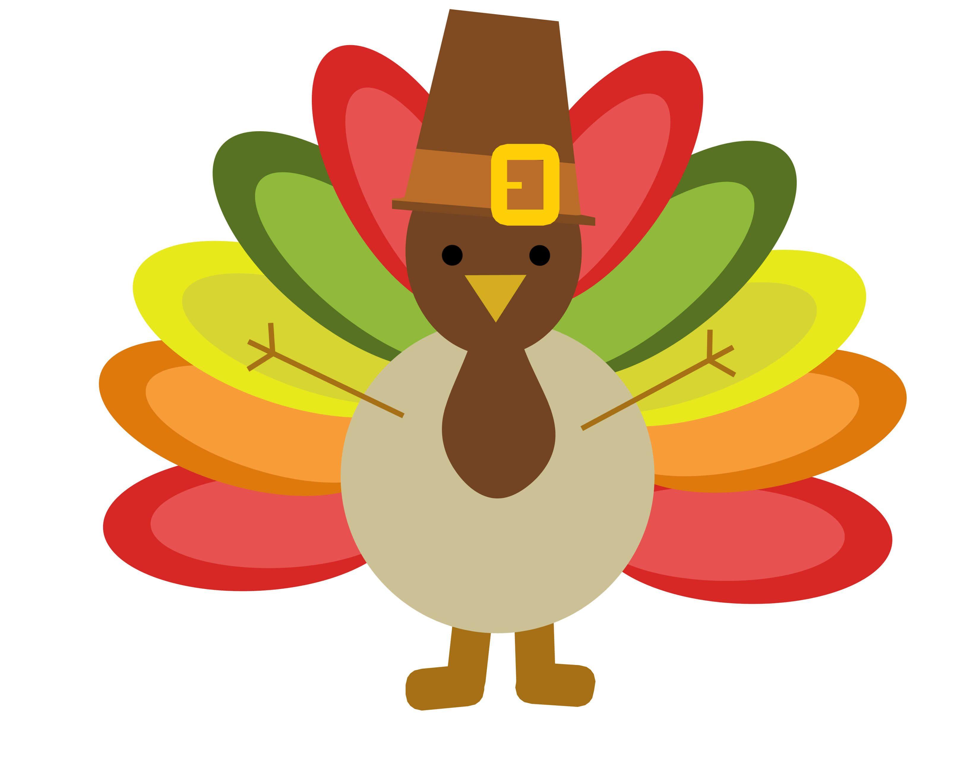 15+ Cute Thanksgiving Clipart Transparent