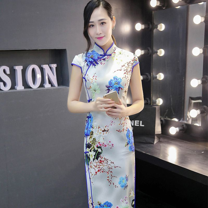 Cheongsam Chinese Wedding Dress Name Ichinesedress