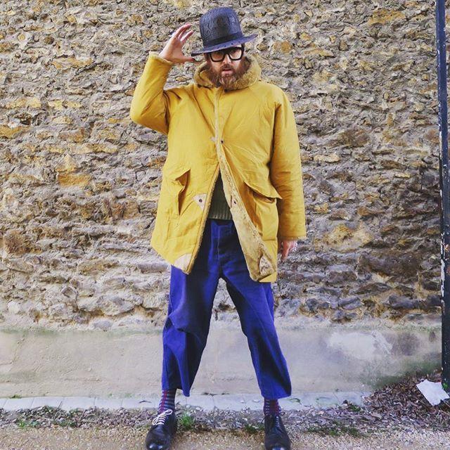 WEBSTA @ alexandre_bellenger - INDEED #streetstyle #proletarism #fripiz #fripes #vintageclothing #style #streetwear