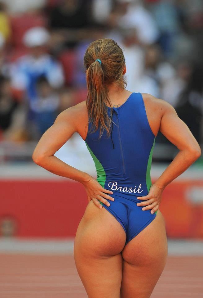 Brazil volleyball ass