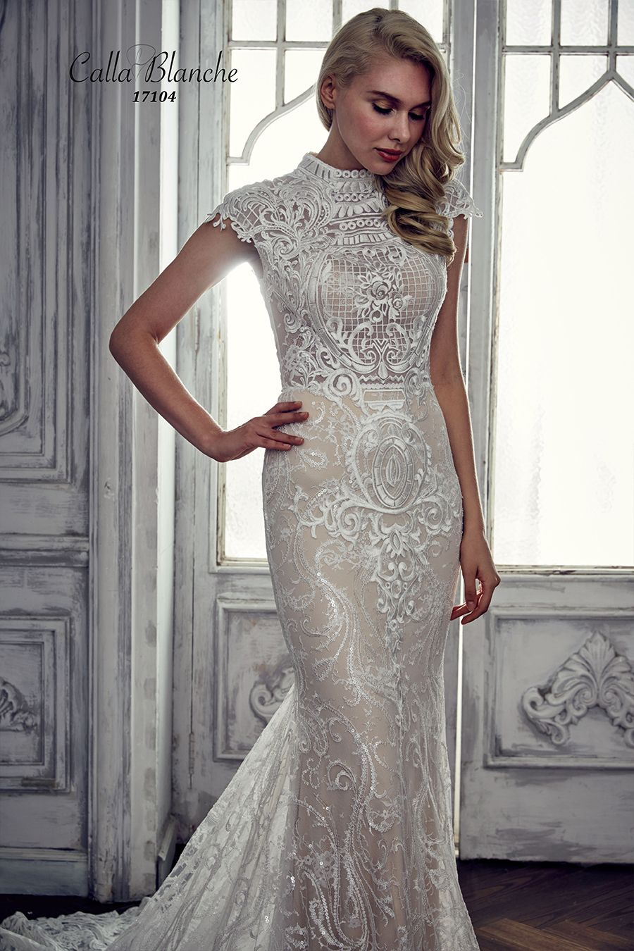 veronica wedding dress style 17104 size 10 is available at debra s