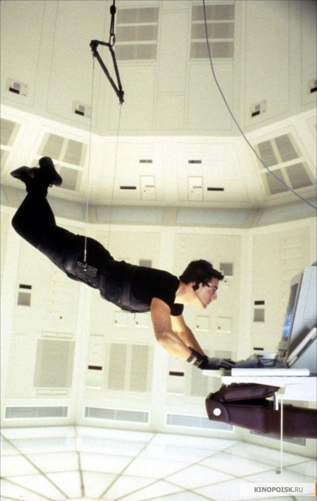 Tom Cruise as Ethan Hu...