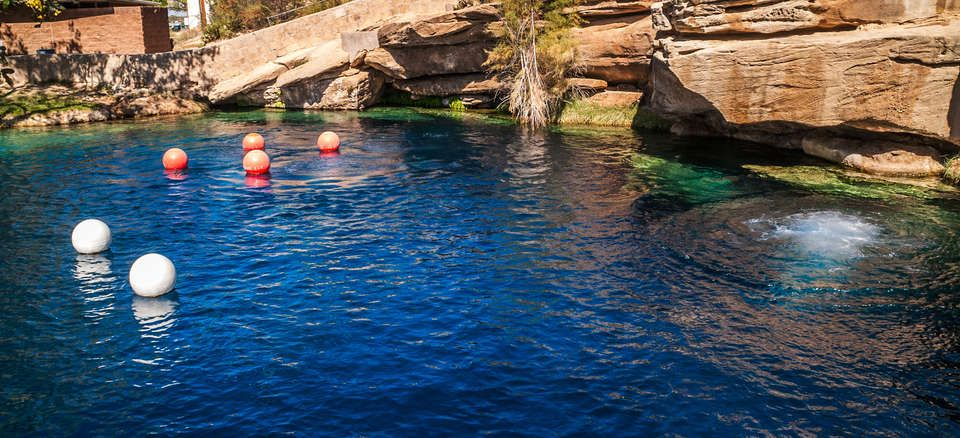A few of America's best (and secret) swimming holes Blue