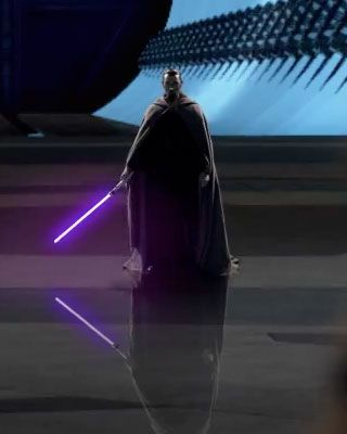 star wars fan made lightsaber fight short comic pinterest