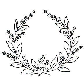 Photo of Vergiss mich nicht Blumen in einem Kranz, niedliches kleines Muster! Eingestellte Gummist …