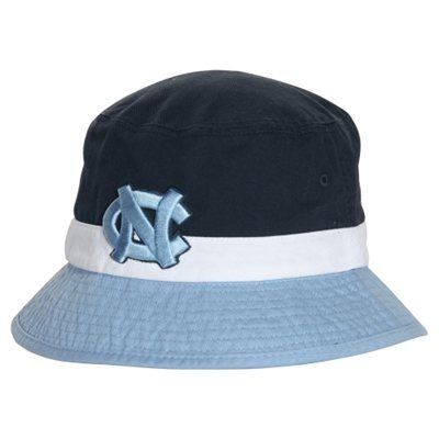 Mens Top Of The World Royal Blue North Carolina Tar Heels Trifecta Bucket  Hat 3fdf6a596de